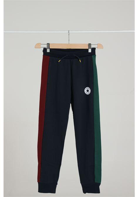 Pantalone Tuta Logato Con Polsini 9ca849 CONVERSE | Pantaloni | 9CA849695