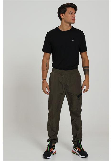 Pantalone Con Molla In Vita C.P. COMPANY | Pantaloni | 09CMPA172A-005148G683