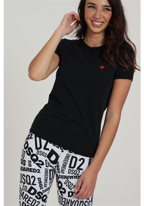 T-shirt Logata DSQUARED2 | T-shirt | D8M203210010