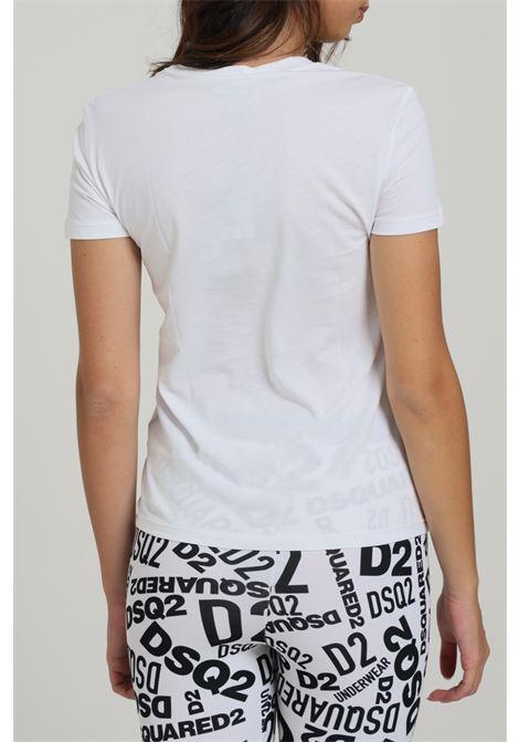 T-shirt Logata DSQUARED2 | T-shirt | D8M203210100
