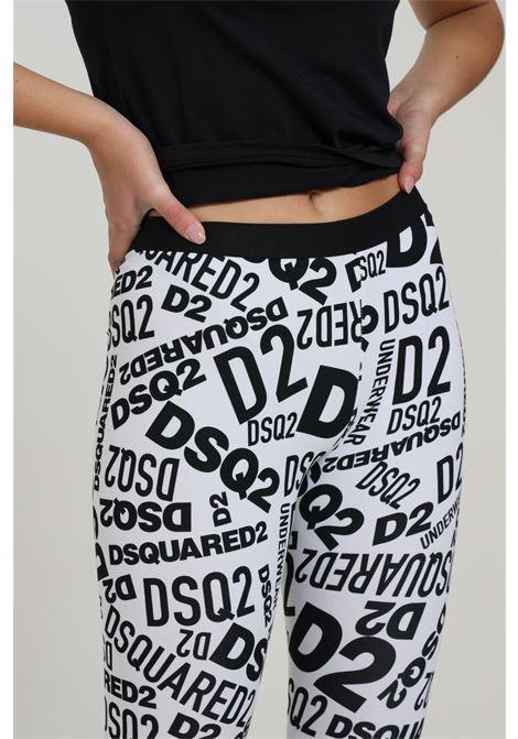 Leggings Logato DSQUARED2 | Leggings | D8N473270018