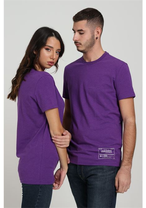T-shirt Basic DSQUARED2 | T-shirt | D9M203250510