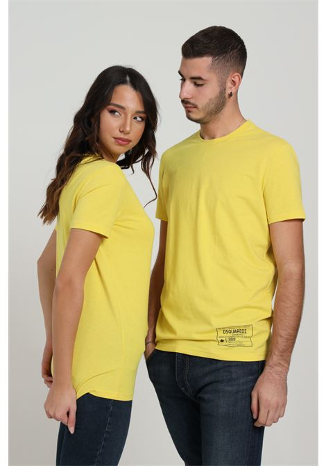 T-shirt Basic DSQUARED2 | T-shirt | D9M203250700