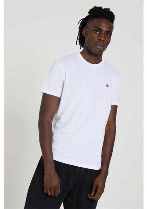 T-shirt Con Stampa D9m303240 DSQUARED2 | T-shirt | D9M303240100