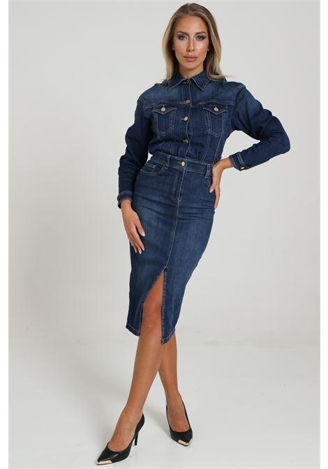 ELISABETTA FRANCHI | Dress | AJ12I06E2139