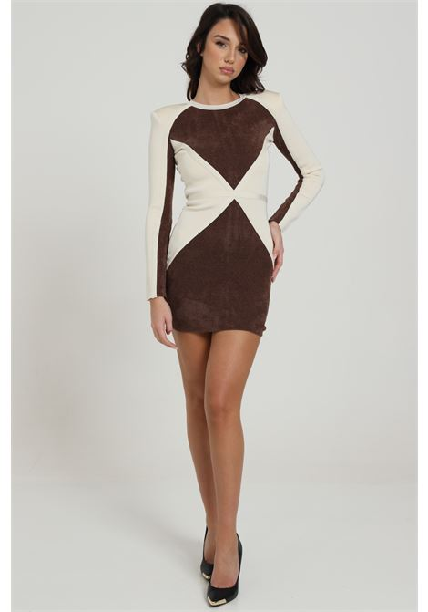 ELISABETTA FRANCHI | Dress | AM61S07E2K30