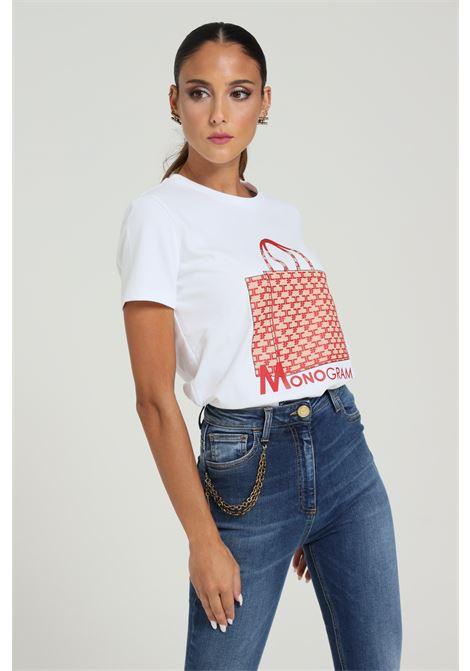 ELISABETTA FRANCHI | T-shirt | MA19906E2270