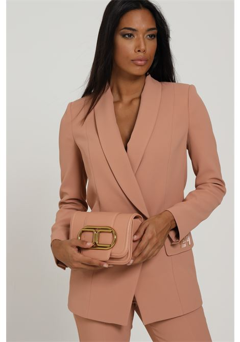 Tailleur Rosa Gold Tp00206e2 ELISABETTA FRANCHI | Tute | TP00206E2W71
