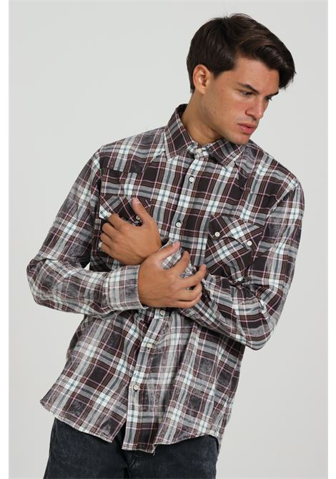 FAMILY FIRST MILANO | Shirt | CA7111PKPINK/GREY