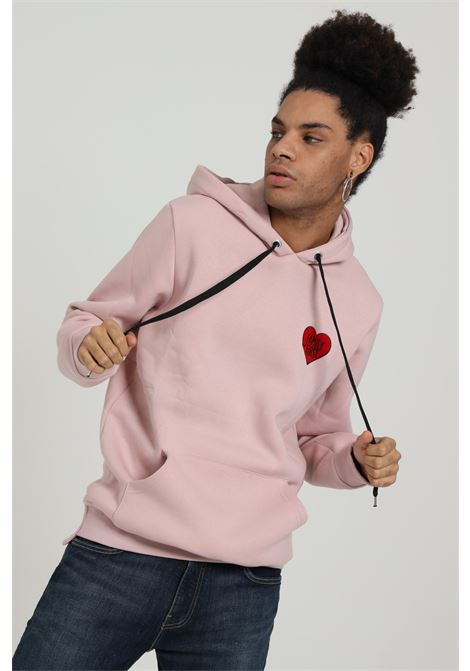FAMILY FIRST MILANO | Sweatshirt | F993PKHEART PINK