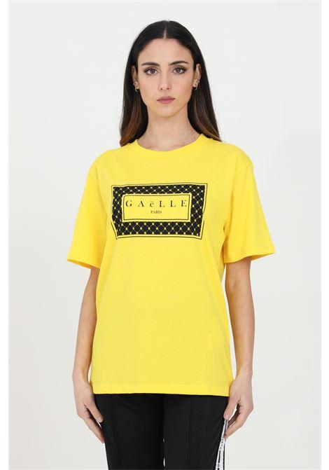 GAELLE   T-shirt   GBD7047GIALLO