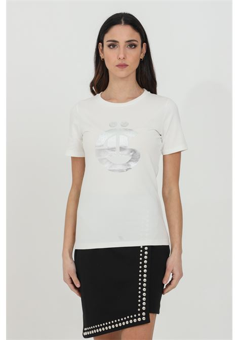 GAELLE   T-shirt   GBD7077OFF WHITE