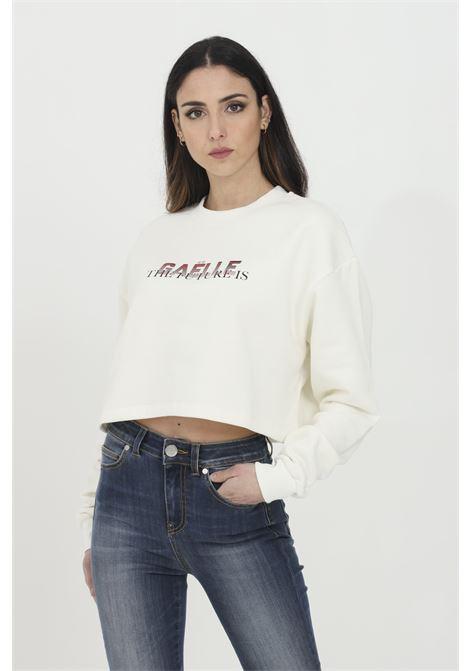 GAELLE   Sweatshirt   GBD7113OFF WHITE
