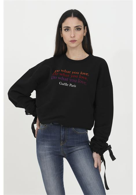 GAELLE | Sweatshirt | GBD7177NERO