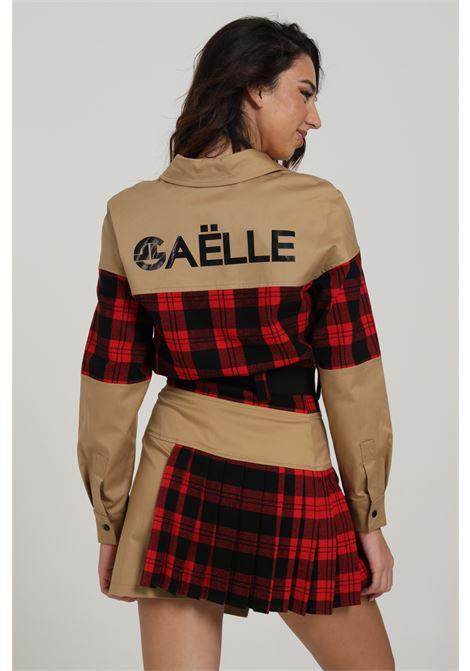 GAELLE | Skirt | GBD7247BRONZO