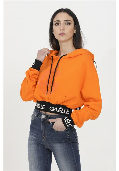 GAELLE | Sweatshirt | GBD7263ARANCIO