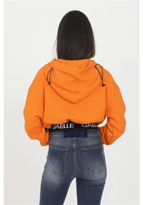 GAELLE   Sweatshirt   GBD7263ARANCIO