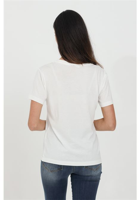 GAELLE   T-shirt   GBD8188OFF WHITE
