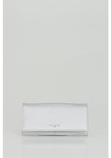 GAELLE | Wallet | GBDA1832ARGENTO