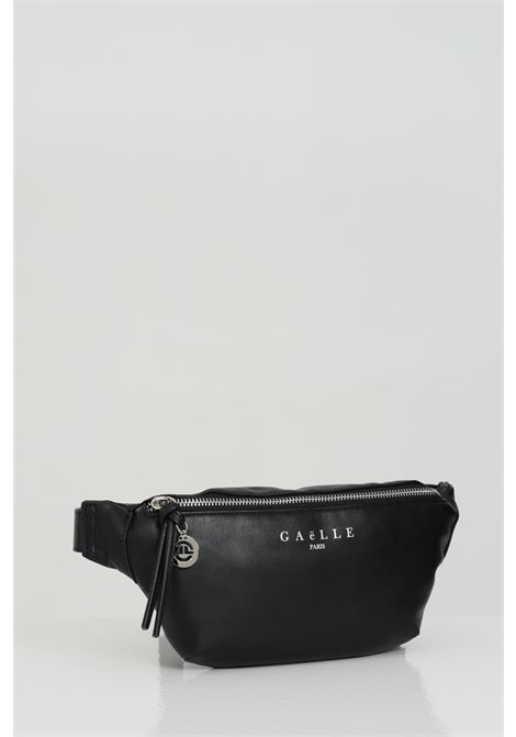 Adjustable pouch with logo GAELLE | Pouch | GBDA1846NERO