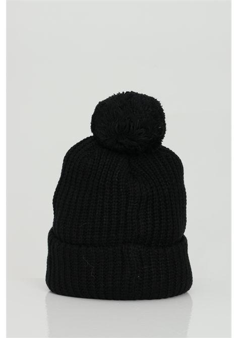 Cappello donna con patch logo GAELLE   Cappelli   GBDA1893NERO