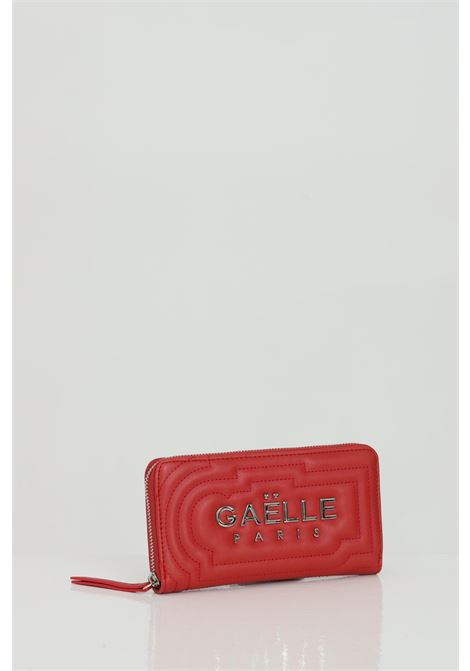 GAELLE | Wallet | GBDA2040ROSSO