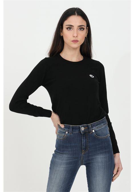 GAELLE | Knitwear | GBDA7013NERO