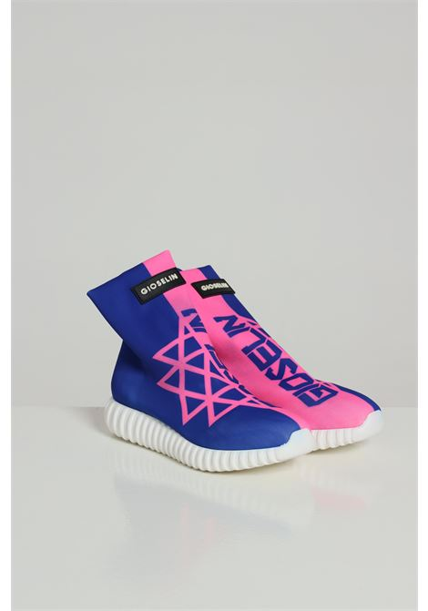GIOSELIN   Sneakers   LIGHT FIFTYBLU/FUXIA