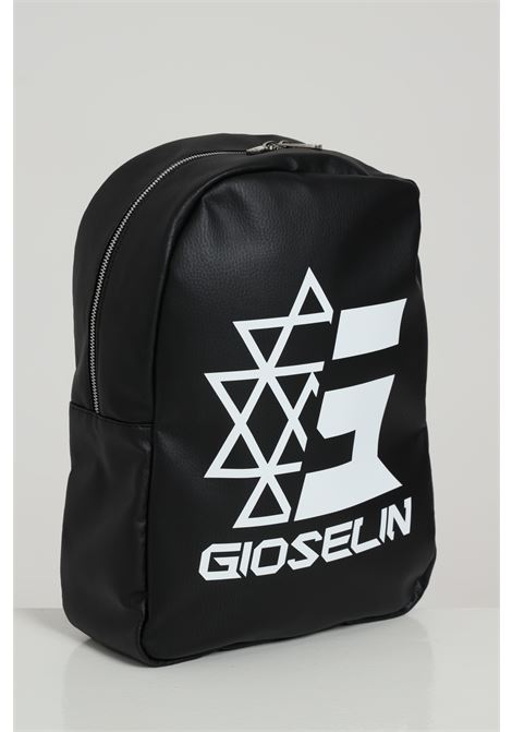 GIOSELIN | Backpack | ZAINONERO/BIANCO