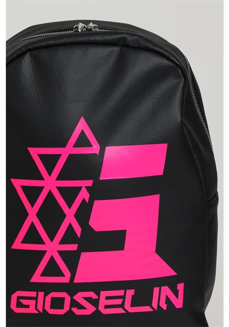 GIOSELIN | Backpack | ZAINONERO/FUXIA