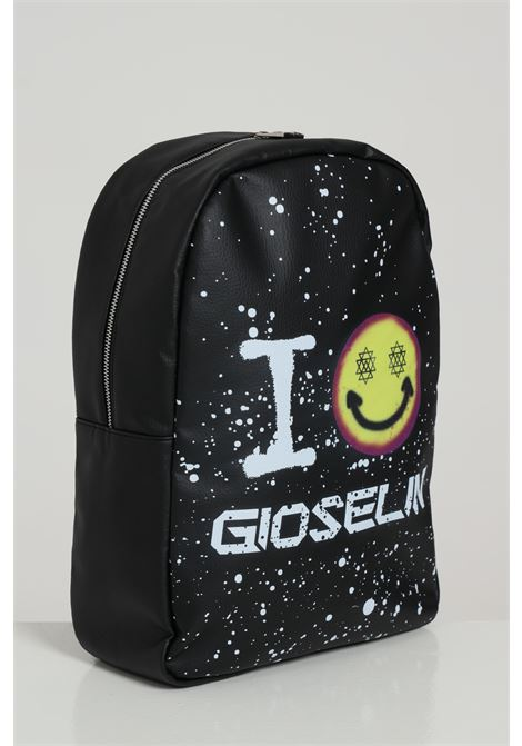 GIOSELIN | Backpack | ZAINONERO/SMAIL