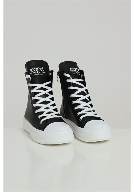 Sneakers Stivaletto Con Zip KAN+ê | Stivaletti | 2807UNI