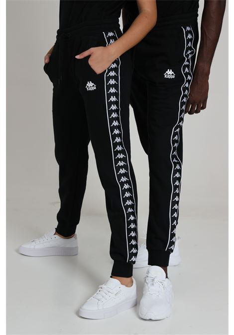 Pantalone Logato Con Molla 304kpn0 KAPPA | Pantaloni | 304KPN0929