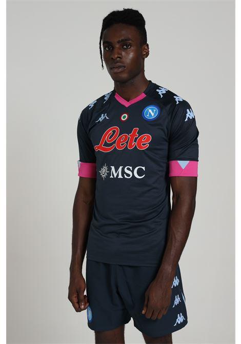 Maglia Calcio Napoli Modello Slim KAPPA | T-shirt | 311233WA04