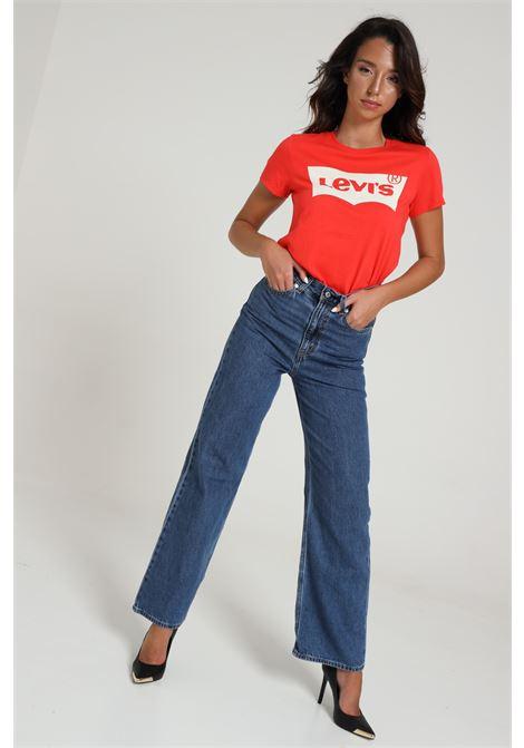 Jeans a vita alta con fondo flared LEVI'S | Jeans | 26872-00020002