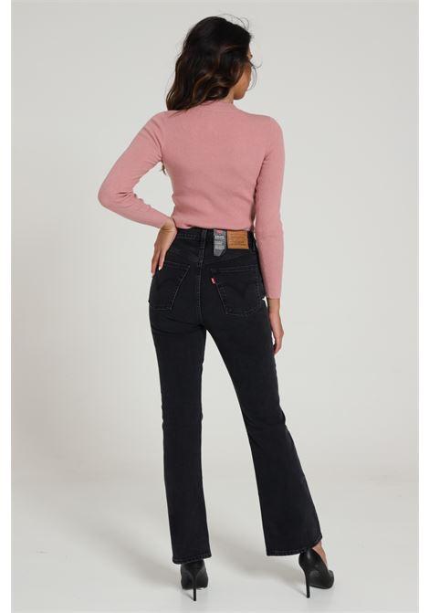 Jeans a vita alta con fondo flared LEVI'S | Jeans | 36934-00030003