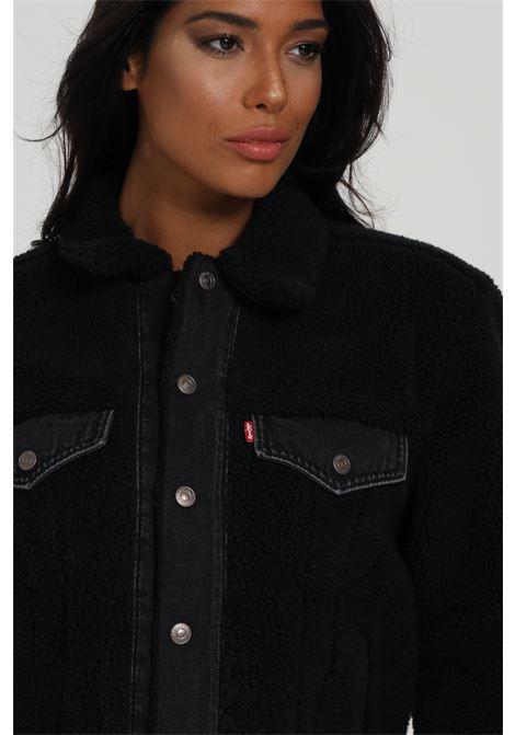 Giacca in lana e denim LEVI'S | Giubbotti | 39386-00000000