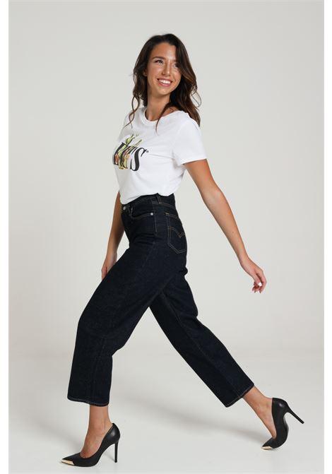 Jeans a vita alta con taglio corto LEVI'S | Jeans | 85314-00050005