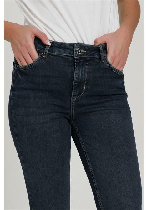 Jeans con fondo ampio LIU JO | Jeans | UF0020D426878096