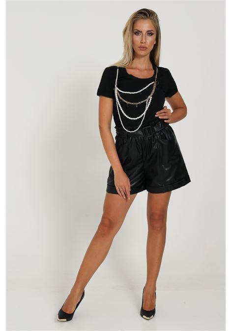 Shorts In Ecopelle Wf0104e0392 LIU JO | Shorts | WF0104E039222222