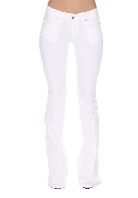 Pantalone A Zampa Vita Alta Wxx036t7144 LIU JO | Pantaloni | WXX036T714411111