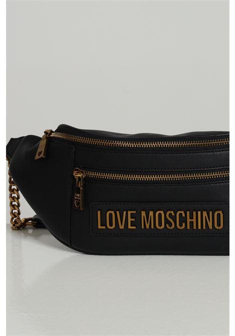 Marsupio logato LOVE MOSCHINO | Marsupi | JC4070PP1B000