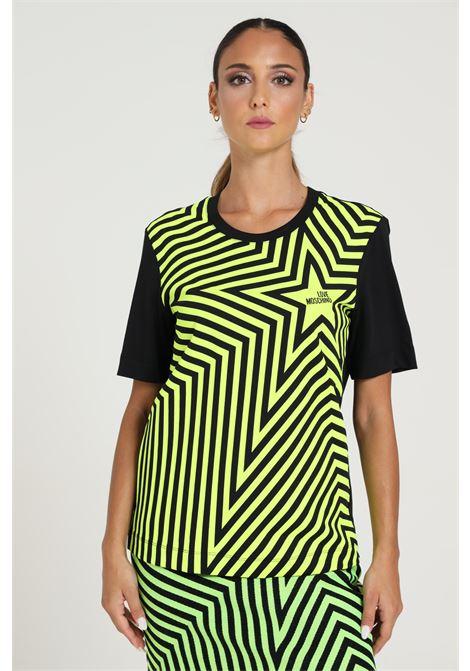 LOVE MOSCHINO | T-shirt | W4F152GM38764008