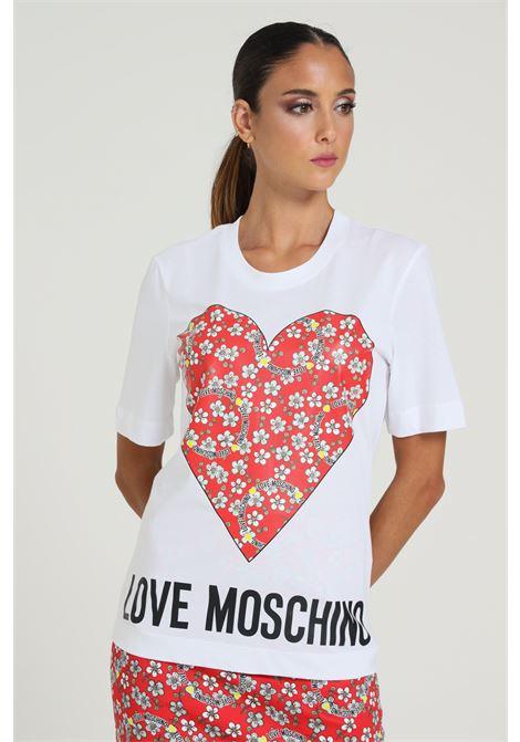 LOVE MOSCHINO | T-shirt | W4F152LM3876A00