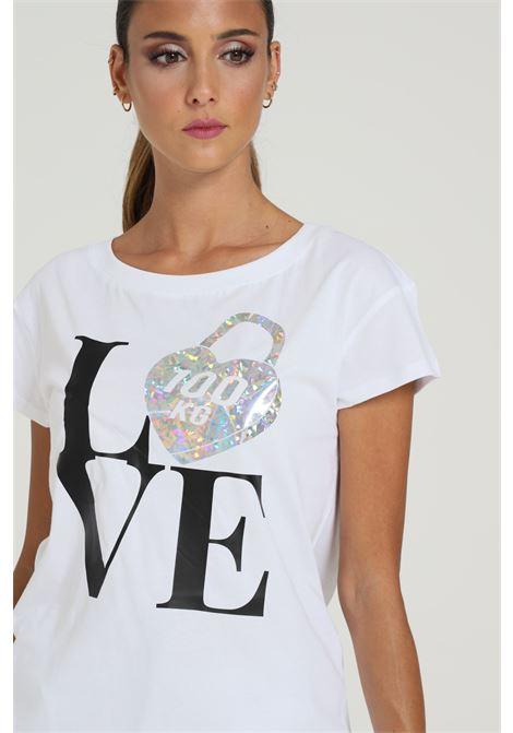LOVE MOSCHINO | T-shirt | W4F302AM3876A00