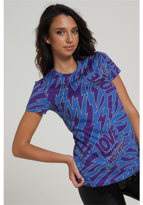 LOVE MOSCHINO | T-shirt | W4F7300M42500019