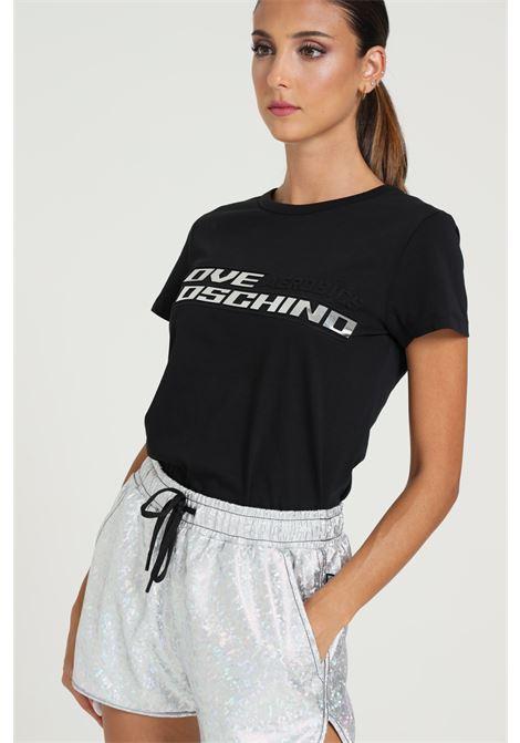 LOVE MOSCHINO | T-shirt | W4F731AM3876C74