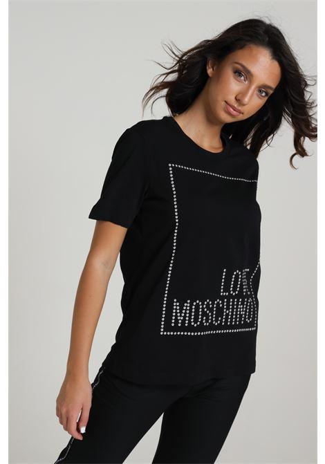 LOVE MOSCHINO | T-shirt | W4H0604M3876C74
