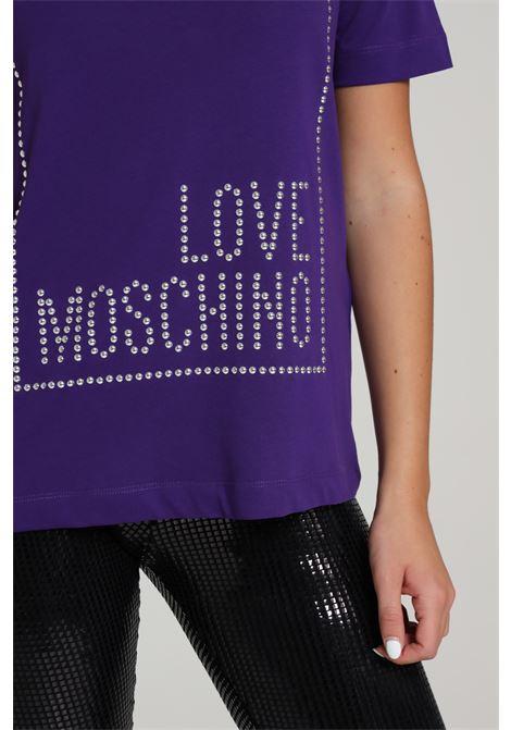 LOVE MOSCHINO | T-shirt | W4H0604M3876V91
