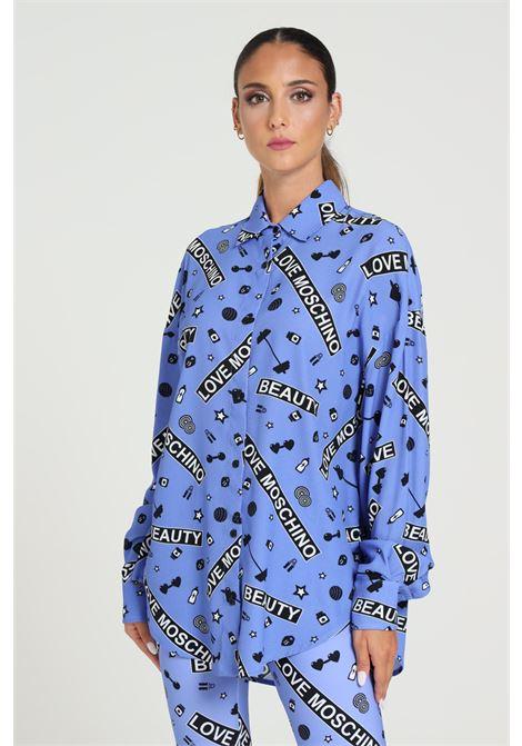 LOVE MOSCHINO | Shirt | WCD4000T002A0008